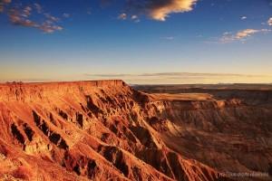 Un nouvel entrant au Patrimoine Mondial de l'UNESCO : Le Désert du Namib