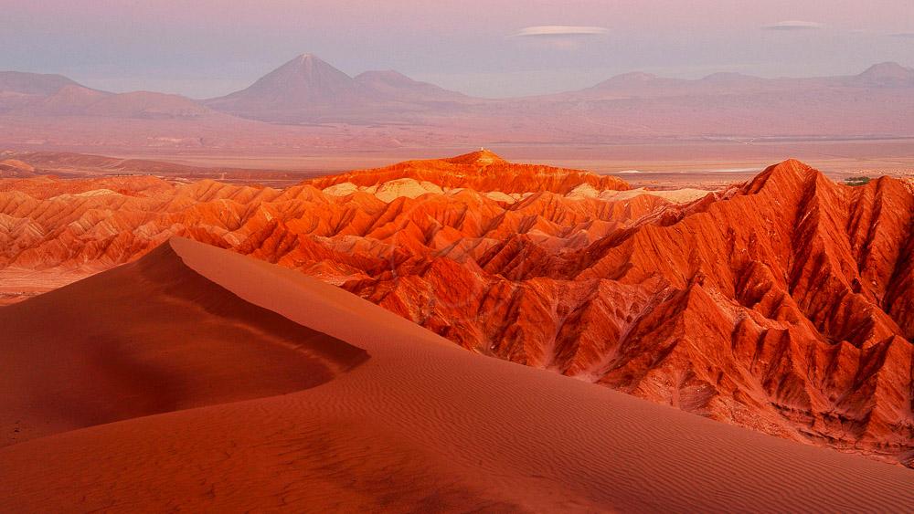 Bienvenue sur Mars !