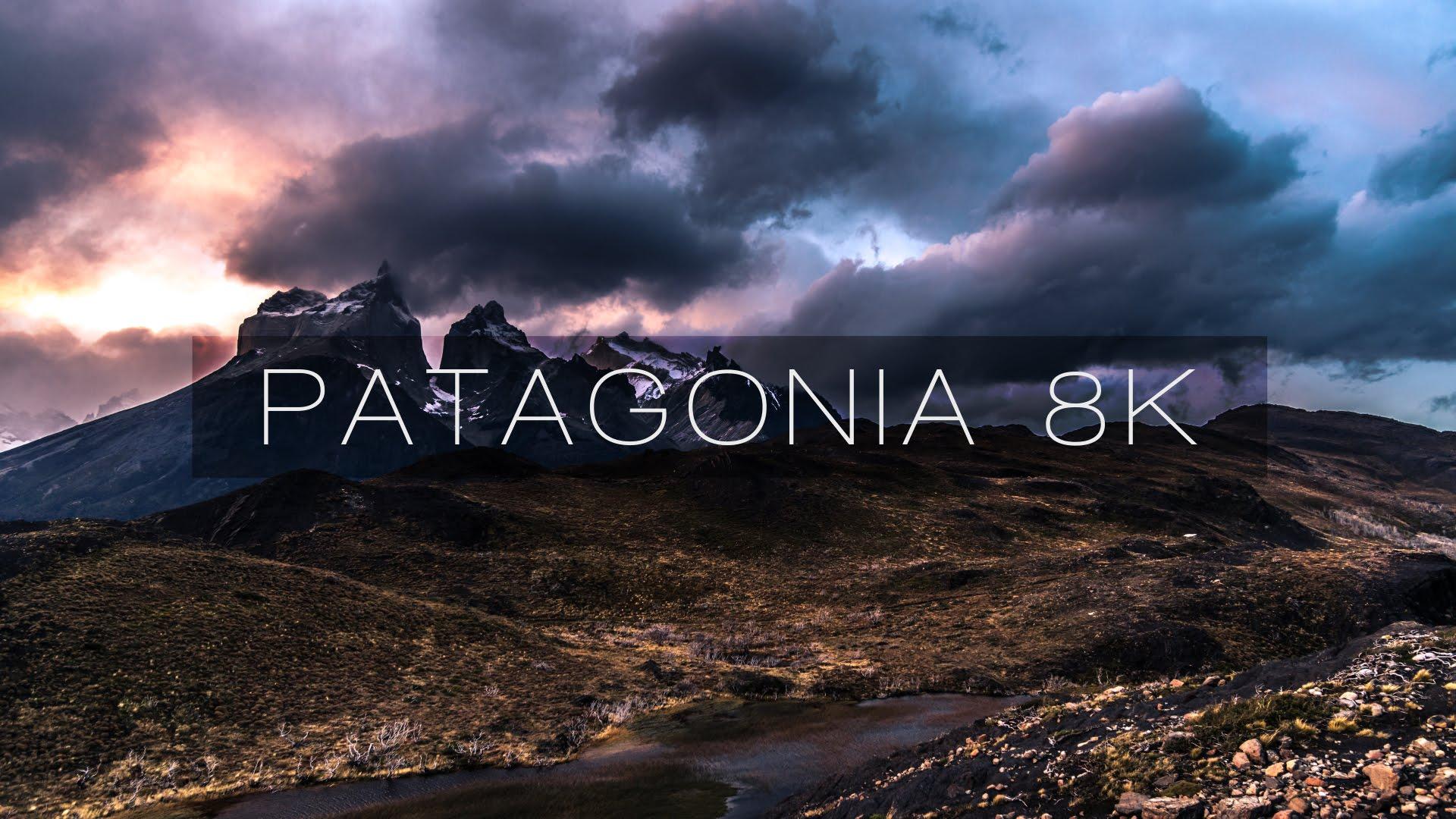 PATAGONIA 8K – la Patagonie en haute déf