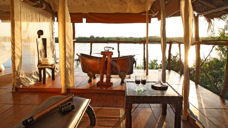 The Retreat Selous, Tanzanie © The Retreat Selous