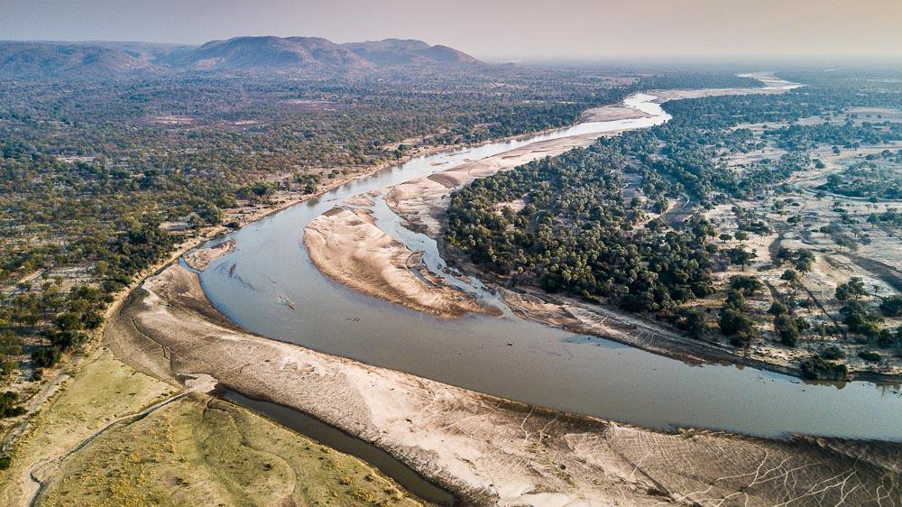 Safari de Lower Zambezi à South Luangwa