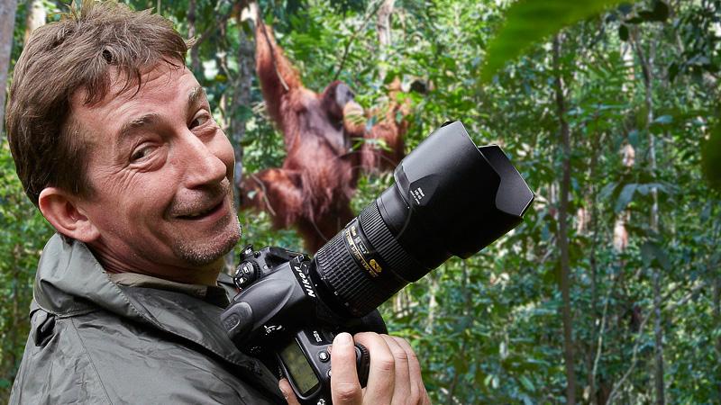 À la rencontre des Orangs-Outans de Sumatra