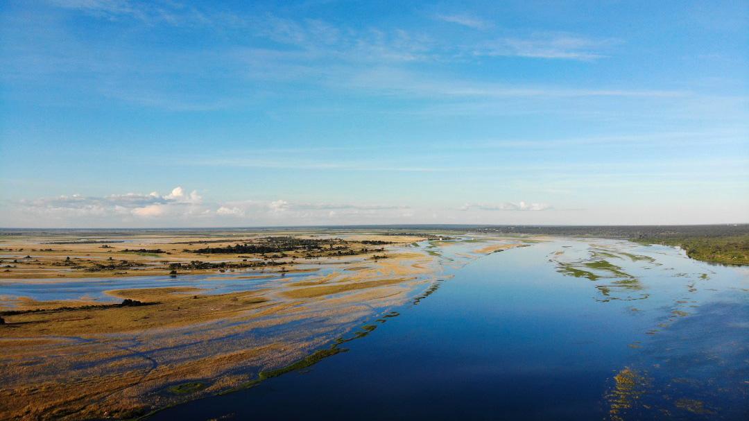Delta de l'Okavango : l'eau, c'est la vie !
