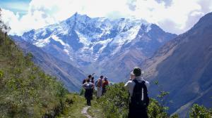Trek dans la vallée sacrée, Pérou © Alejandro Muller