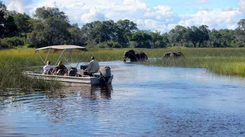 Xudum Delta Lodge, Botswana © &Beyond