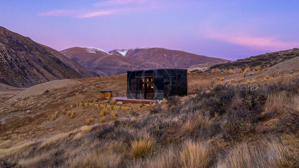 The Lindis Pods, Nouvelle Zélande © The Lindis