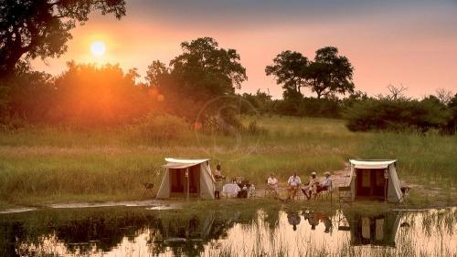 Selinda Canoë Trail, Botswana © Great Plains