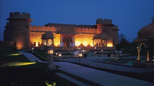 Oberoi Rajvilas de Jaipur, Inde © Oberoi