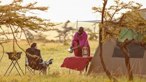 Naboisho Camp, Kenya @ Asilia
