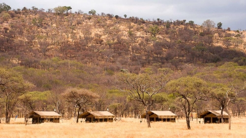 Kati Kati Tented Camp, Tanzanie © TWC