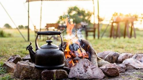 Singita Explorer Camp, Tanzanie © Singita