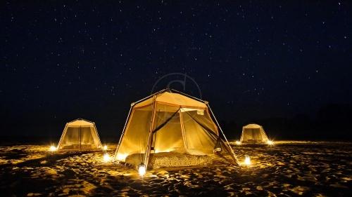 Fly Camping - The Retreat Selous, Tanzania