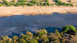 Luambe camp, Zambie