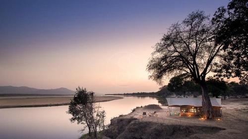 Zambezi Expeditions Bush Camp, Zimbabwe © African Bush Camp