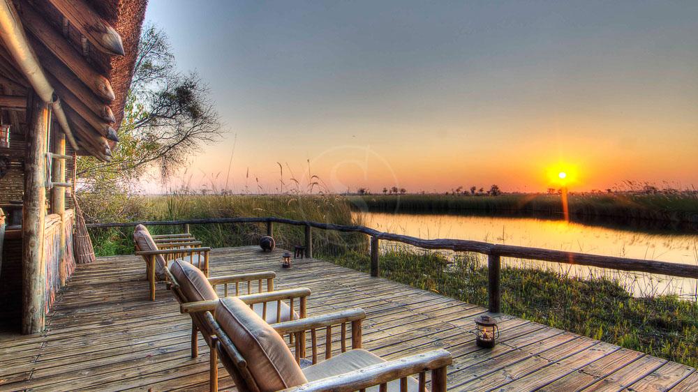 Camp Xakanaxa, Botswana