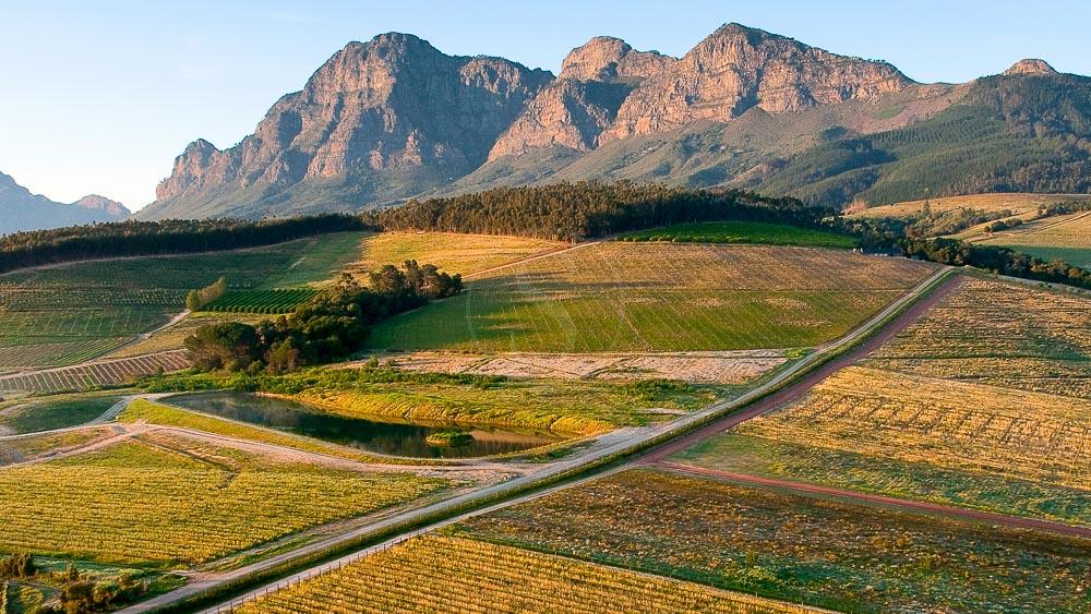 Babylonstoren Farm Hotel, Afrique du Sud