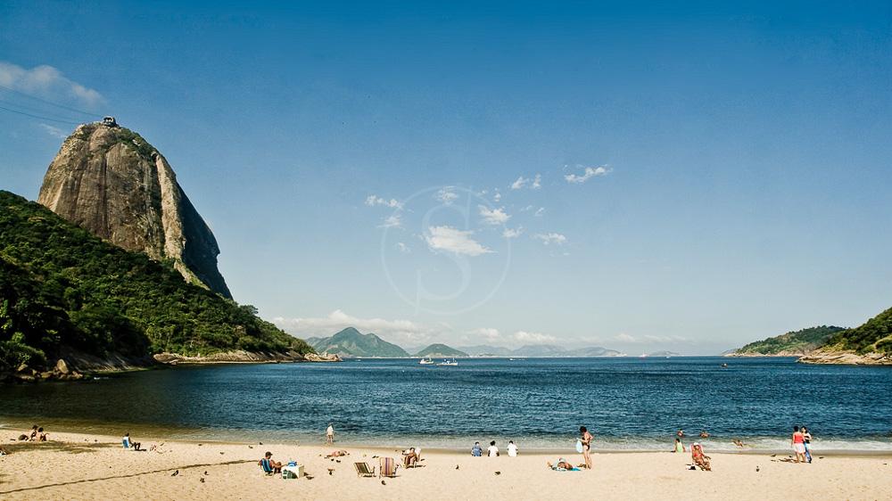 Ambiance de Rio, Brésil