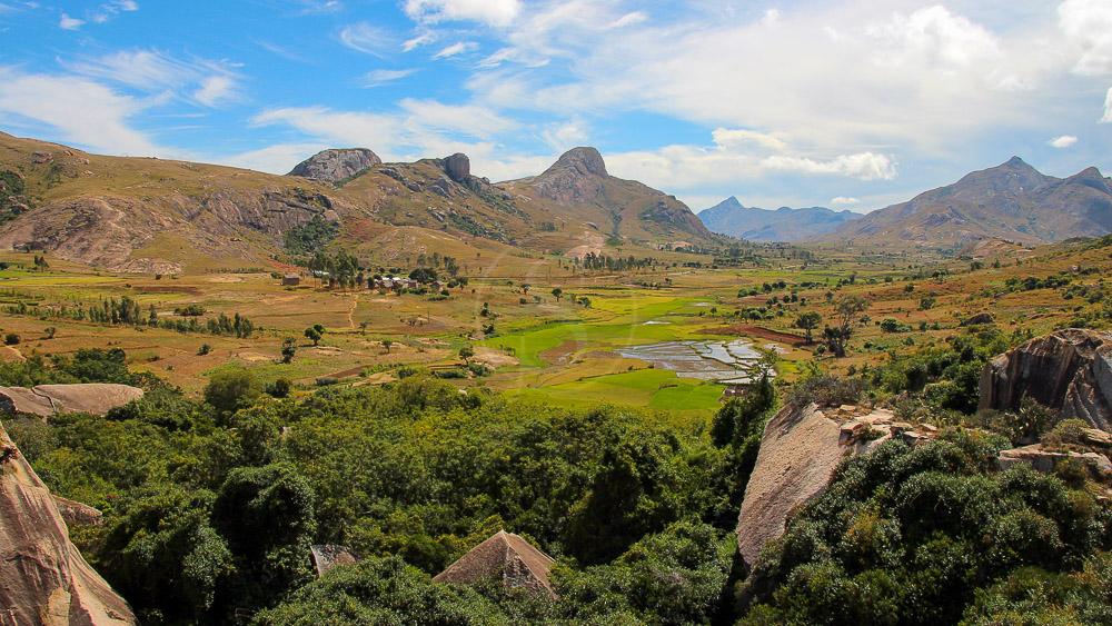 Parc National de Isalo, Madagascar
