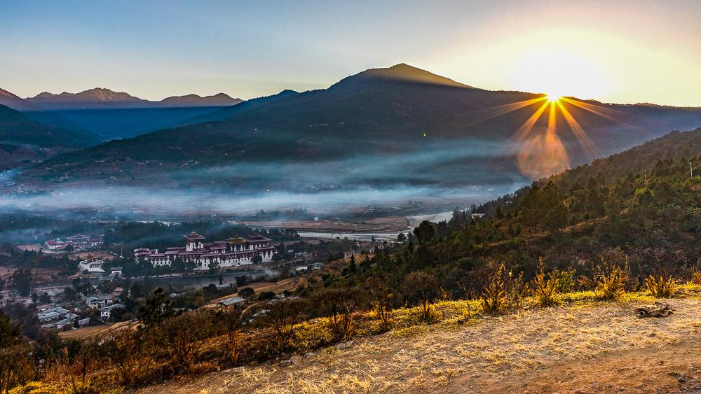 Région de Panukha, Bhoutan