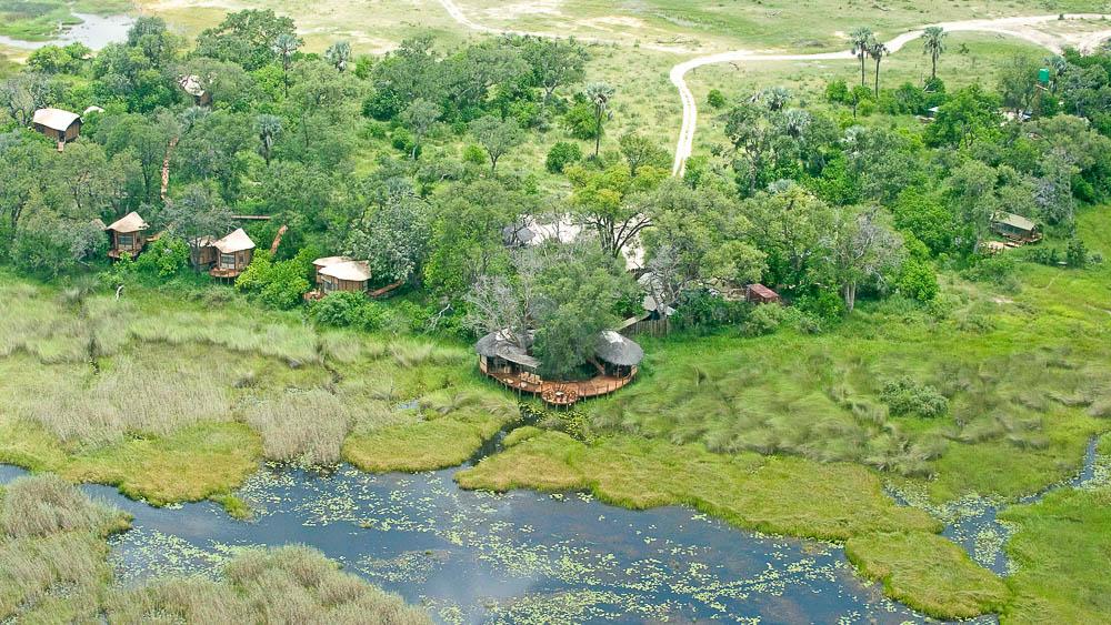 Baine's Camp, Botswana