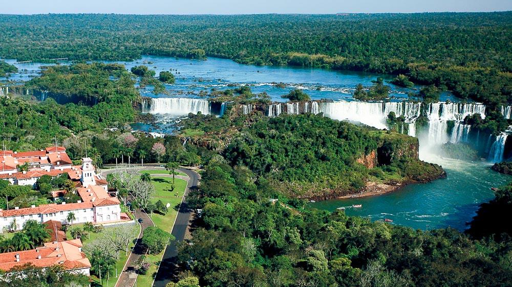 Das Cataratas Iguaçu, Brésil © Belmond