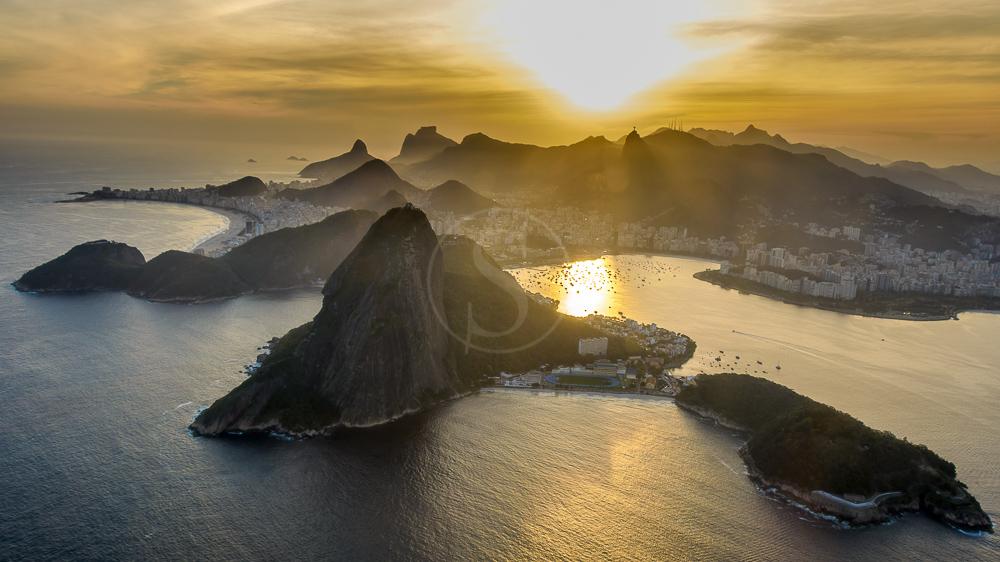 Baie de Rio de Janeiro, Brésil