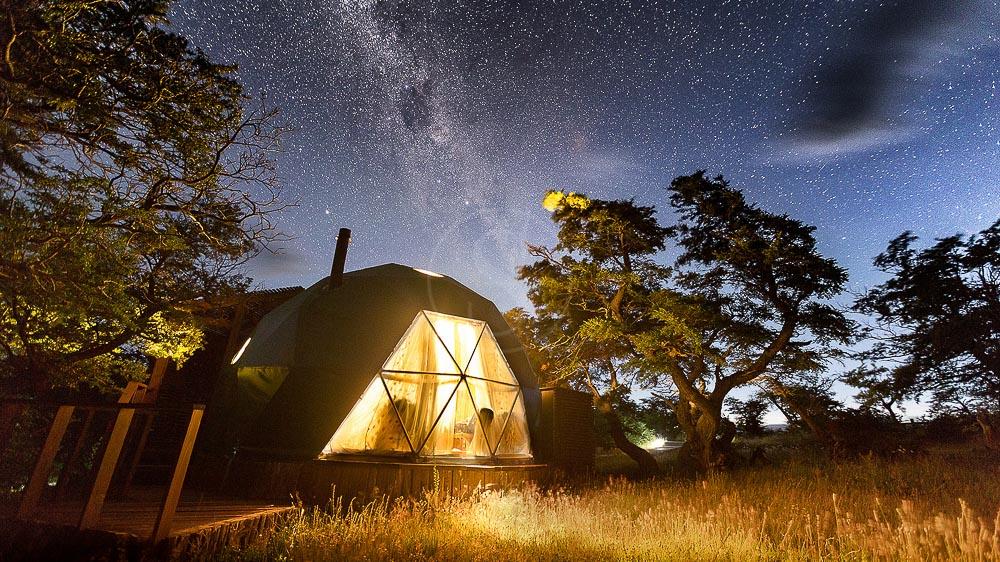 Ecocamp Patagonia à Torres del Paine, Chili