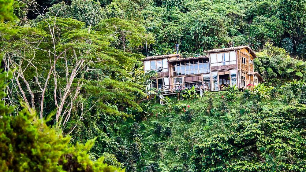 Casa Galavanta, Colombie © Theak Chhuon