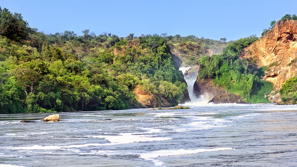 Murchison Falls, Ouganda