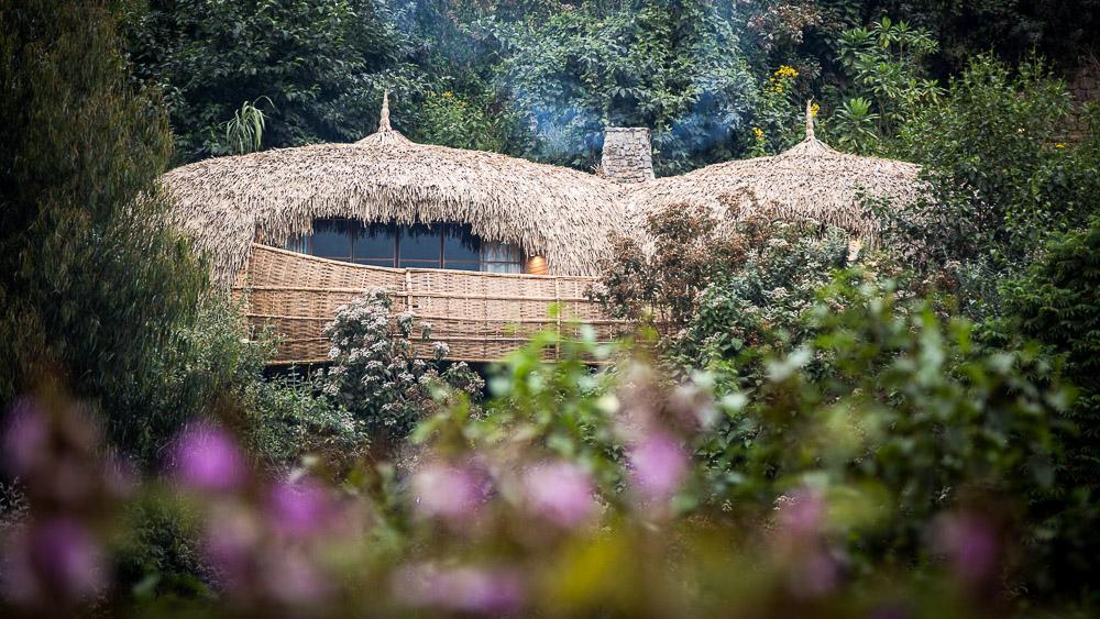 Bisate Lodge, Rwanda © Wilderness Safaris