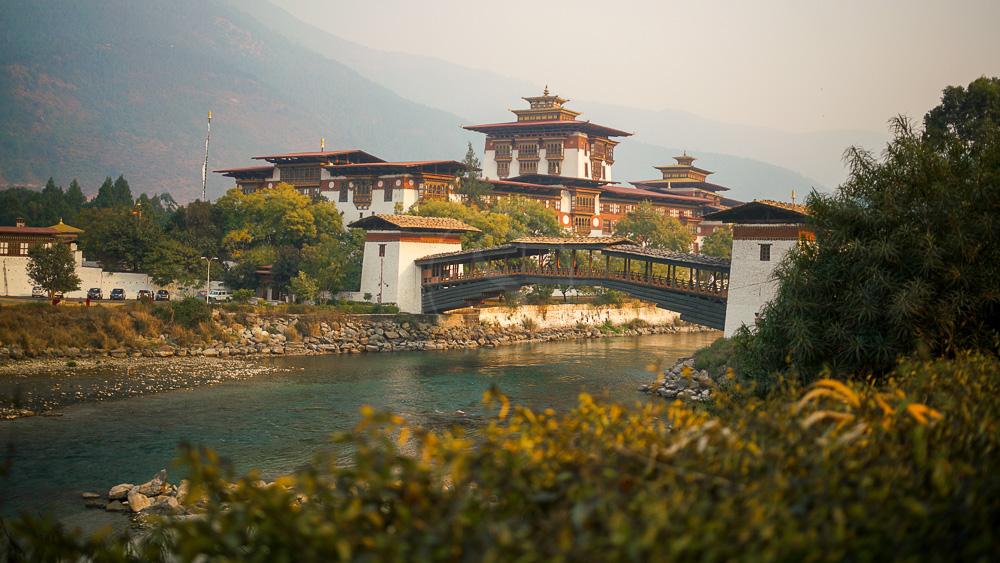 Amankora Punakha, Bhoutan © Simon Buxton