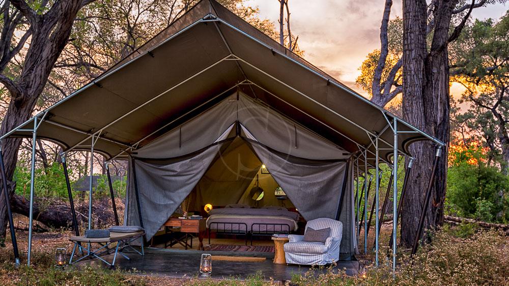 Machaba Camp, Botswana © Marvin Harvey