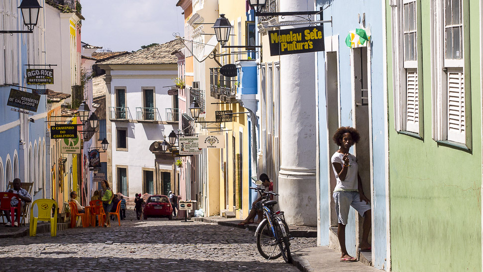 Salvador de Bahia, Brésil
