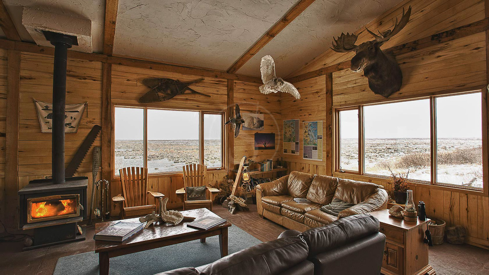 Seal River Lodge, Canada © Churchill Wild