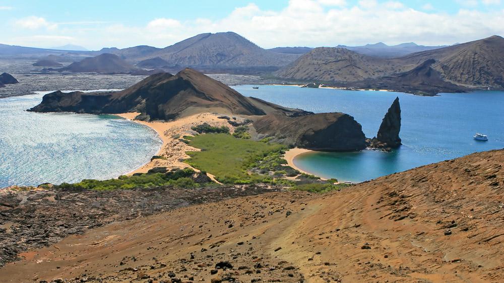 Ile Bartolomé aux Galapagos, Equateur