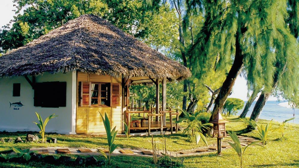 Princesse Bora Lodge, Madagascar