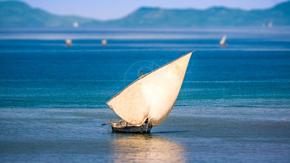Région de Nosy be, Madagascar