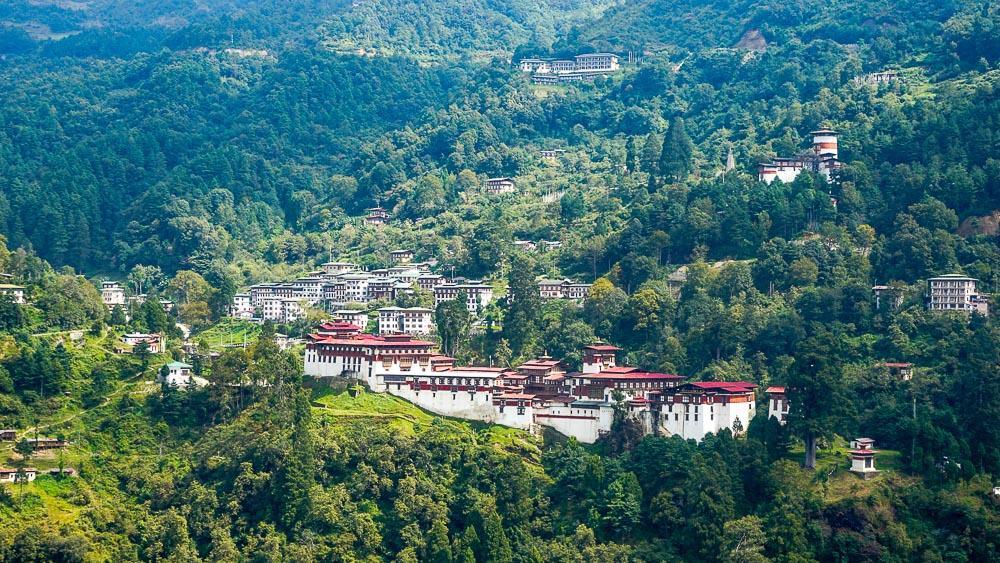 Région de Bumthang, Bhoutan