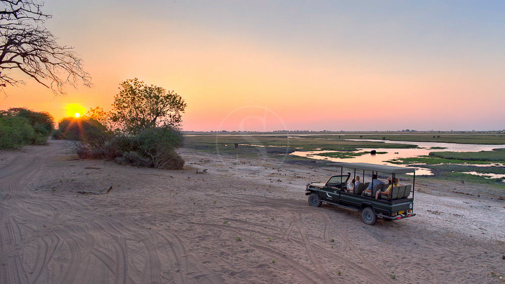 Chobe under Canvas, Botswana © &Beyond