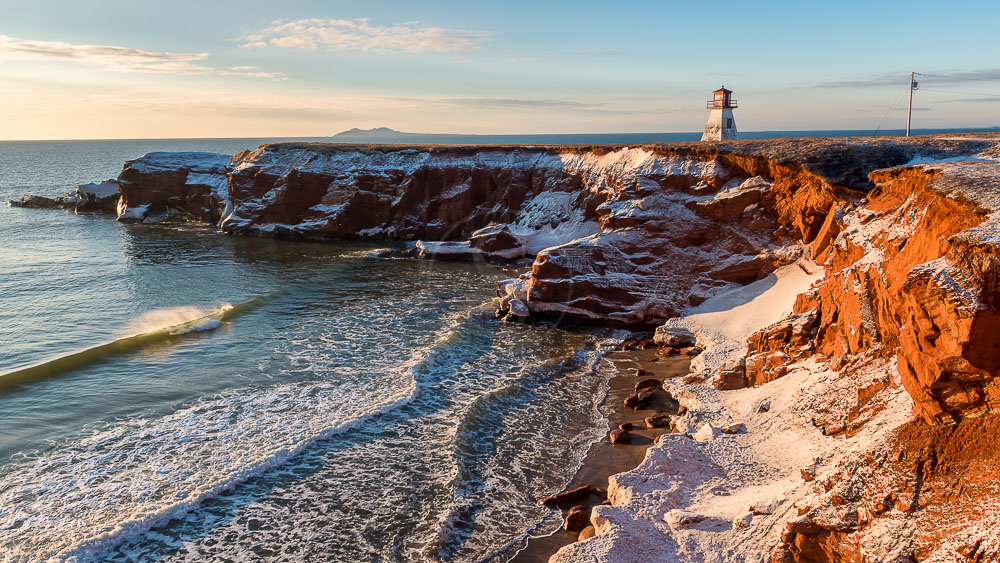 Îles de la Madeleine, Canada