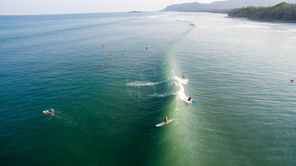 Surf au Costa Rica © Shutterstock