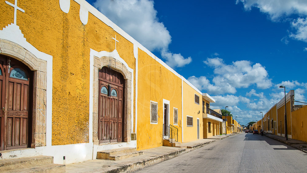 Izamal, Mexique