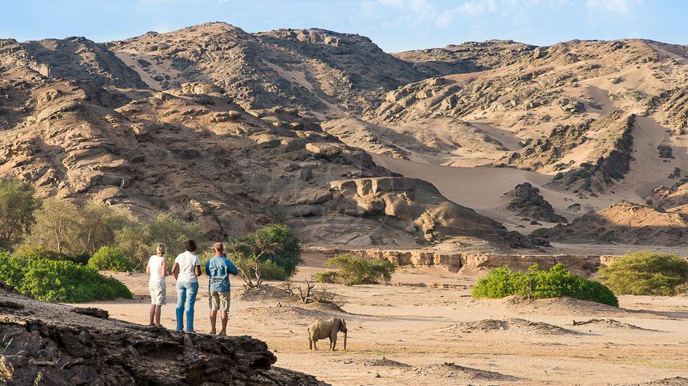Hoanib Camp, Namibie © Dana Allen - Wilderness