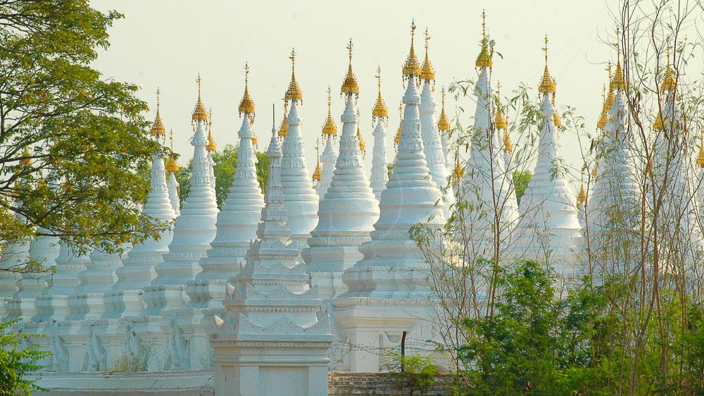 Pagode Kuthodaw, Myanmar