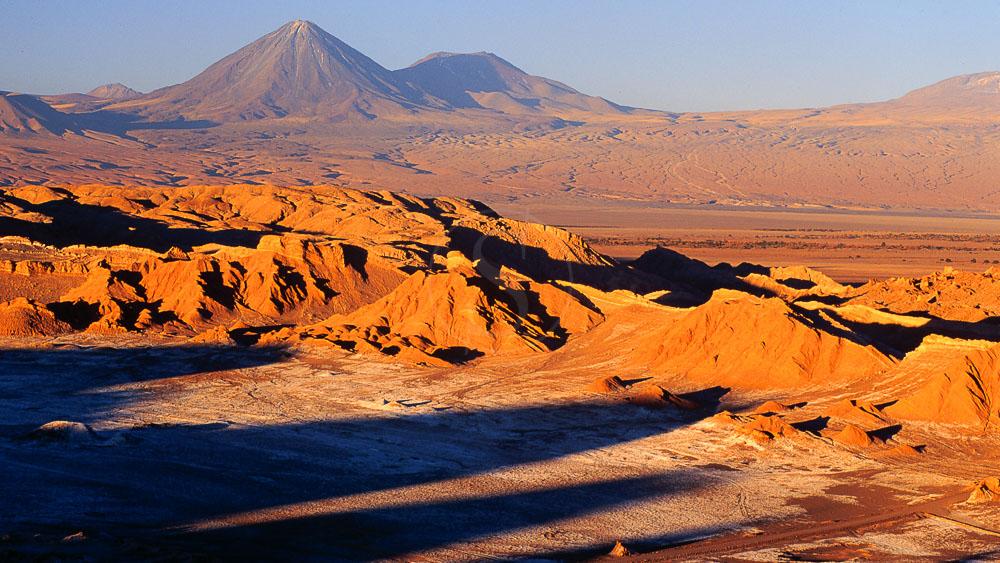 Volcan Licancabur, Chili © Tierra Atacama