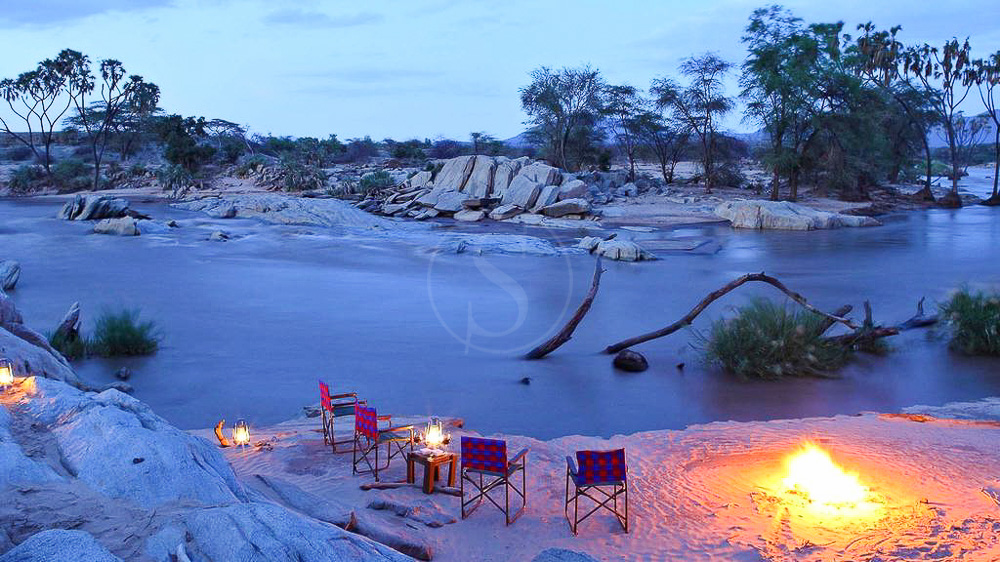 Sarova Shaba Game Reserve, Kenya
