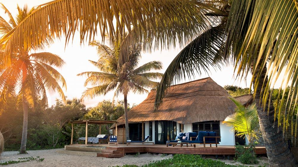 Benguerra Lodge, Mozambique © &Beyond