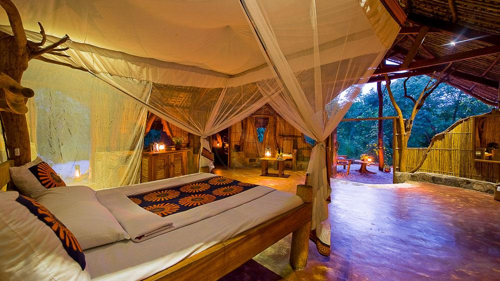 Nkwichi Lodge, Mozambique