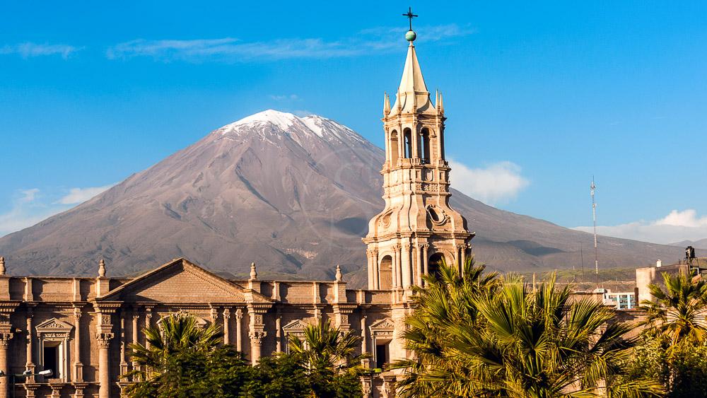 Région de Arequipia, Pérou