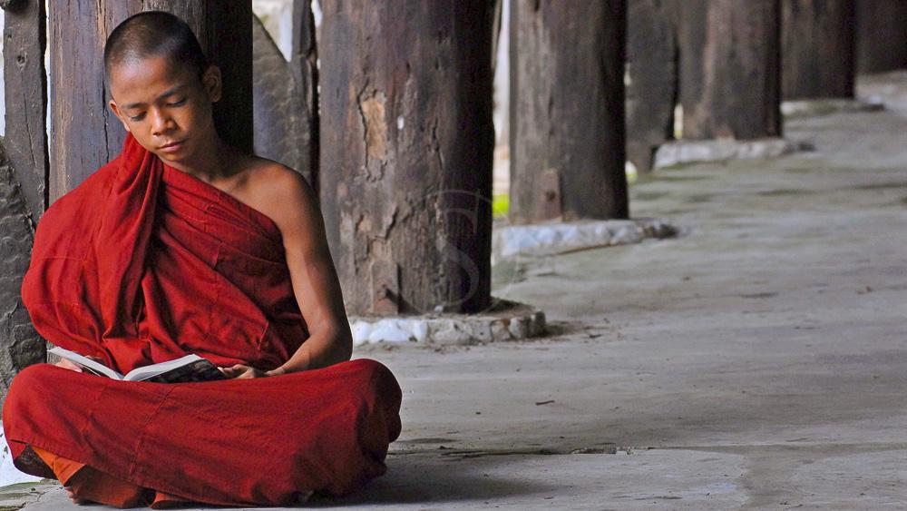 Monastère de Bargayar, Myanmar